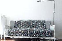 rosa's grey hexagon blanket