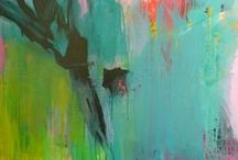 Contemporary Abstracts IX / by Rita Tangueray