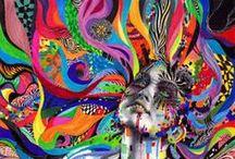 Color My Rainbow / by Evolution Flair