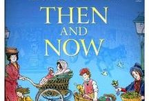 Books:Then and Now / by Anne Woodard