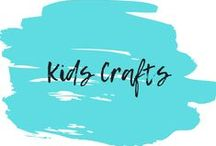 Kids Crafts / #crafts for children of all ages.