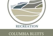 Recreation. Columbia Bluffs in Quincy Washington / Recreational activities in and around Quincy, Washington. Columbia Bluffs property. 171.8 acre Columbia River Upland View Parcel. Offered at $3.7 million. Grant County