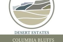 Ideas for Desert Estate Homes / Ideas for desert estate homes. Land for Sale in Grant County. Columbia Crest in Quincy Washington. Pinterest