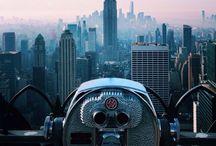 - new york city / the big apple