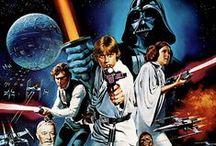 Star Wars / A long time ago in a galaxy far, far away....