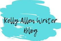 Kelly Allen Writer Blog / This board encompasses all my blog posts, from culture to food, parenting to theatre, it's all here!