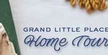Grand Little Place Home Tour | Home Decor & DIY Blog / Ranch Home DIY | Ranch Home Decor | Home Decor DIY | Bathrooms | Kitchen| Bedrooms | Living Room | Movie Room | Before and After | Makeovers | Home Tour | Decorating on a Budget | Nursery Ideas | Boy Rooms | Kids Rooms  #diydecor #diyhomedecor #diydecorating #decoratingonabudget #beforeandafter #hometour #decorblog #diy #budgetdiy #bathroomreno #kitchenreno #nurserydecor