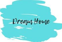 Dream Home / My dream home, from forest living to a beautiful writing area, it's all here!