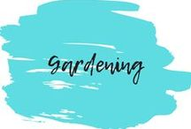 Gardening / From pallet building to planting, it's all here!