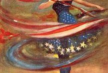 Star Spangled Nation / by Lynn Burgoyne
