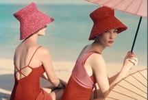 one piece fun piece / modest swimsuits, vintage swim / by kayla goodrich