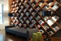 Bookcases of My Dreams