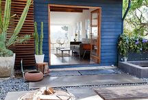 Outdoor Spaces / Exteriors / by Colleen Ludovice