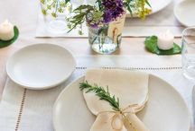 Tablescapes / by Colleen Ludovice