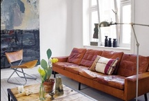 Loft Space / by Colleen Ludovice (Inspired to Share)