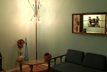 lovin' on Mid-Century Modern!!! / cravings for teak and mid century modern with some contemporary mix...so cool!! / by Carolyn Cook