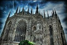 Churches & Cathedrals / by Patti Taylor