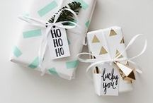 Gift Wrap/Packaging / by Bree Craft