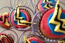 Mes cupcakes :)