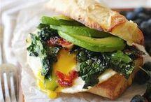 breakfast & brunch. / Recipes for breakfast and brunch. / by Cherise Fuselier