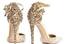 When the clock strikes 12 / shoes for wedding events  / by Sharese Hall