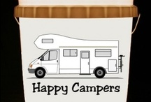 campin' the cool way! / by Carolyn Cook