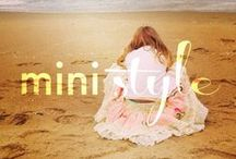 mini style // fashion finds for kids / Stylish clothes and shoes for kids. / by The Shopping Mama