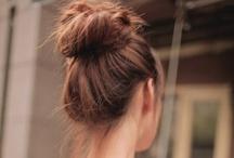 hair in back