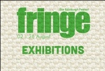 2013 Exhibitions / by Edinburgh Festival Fringe Society