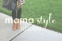 mama style // shoes / Shoe style and fashion inspiration at The Shopping Mama.
