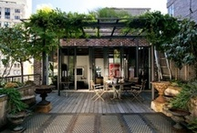 ✰ Modern Gardens ✛ Outdoor Furnitures ▸ / by Andy Chan