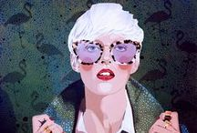 Sketches of Style / An ode to the art of sunglasses. / by Sunglass Hut