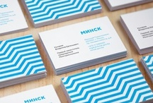 ✰ Namecard Designs ▸ / This board is pinned some namecard designs in great color matching, attractive, creative, etc... / by Andy Chan