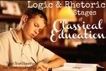 Classical Education Style / **One of the hottest trends in homeschooling!** Classical Education helps many families who homeschool. Here are some of the best posts available on the topic.