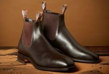 RM Williams Boots / Country House Outdoor stocks a fantastic selection of RM Williams Boots, which are ideal for everything from walking the dogs in the countryside to an evening dinner. We stock an extensive selection of boots by RM Williams, who are renowned for manufacturing footwear that is both functional & stylish. Available here: http://bit.ly/1f6dwuP