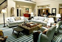 Stylish Living & Gathering Rooms