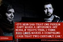 Red Lines / Syria's revolution, the humanitarian crisis, and Spark Media's documentary Red Lines.
