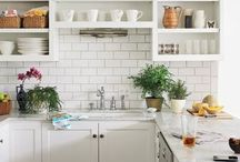 H O M E || K I T C H E N / kitchen ideas