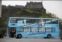 #edfringebus / All #unbored!