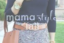 mama style // fall fashion / Fall fashion and style inspiration for busy moms at The Shopping Mama.
