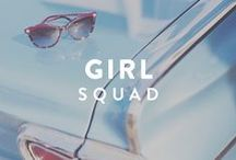 Women's Sunglasses / An ahh-mazing collection of women's sunglasses for every shade of you. Warning: this board contains extremely stylish shades which may not be suitable for those who aren't into dope style or generally slaying. / by Sunglass Hut