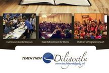 2015 Homeschool Conventions / Get more information about the 2015 Homeschool Conventions produced by Teach Them Diligently
