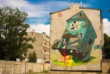 art   Street Art in Europe