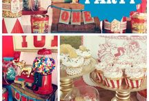 Vintage Circus Party Theme / by Kay Castro