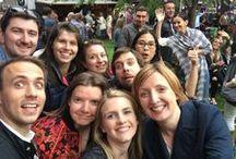 #fringie / Selfie + #edfringe = #Fringie