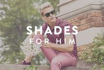 Men's Sunglasses / Men's sunglasses specially curated to help you crush your style goals. Side effects include extreme flattery and looking like a total boss. / by Sunglass Hut