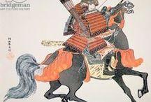 Traditional Japanese Illustration