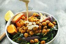 vegan | Salads & Bowls
