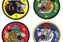 Patches, Badges & Symbols
