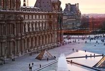 Paris / by Jeanne Bay